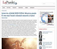 La punkt - Adam Ben Ezra