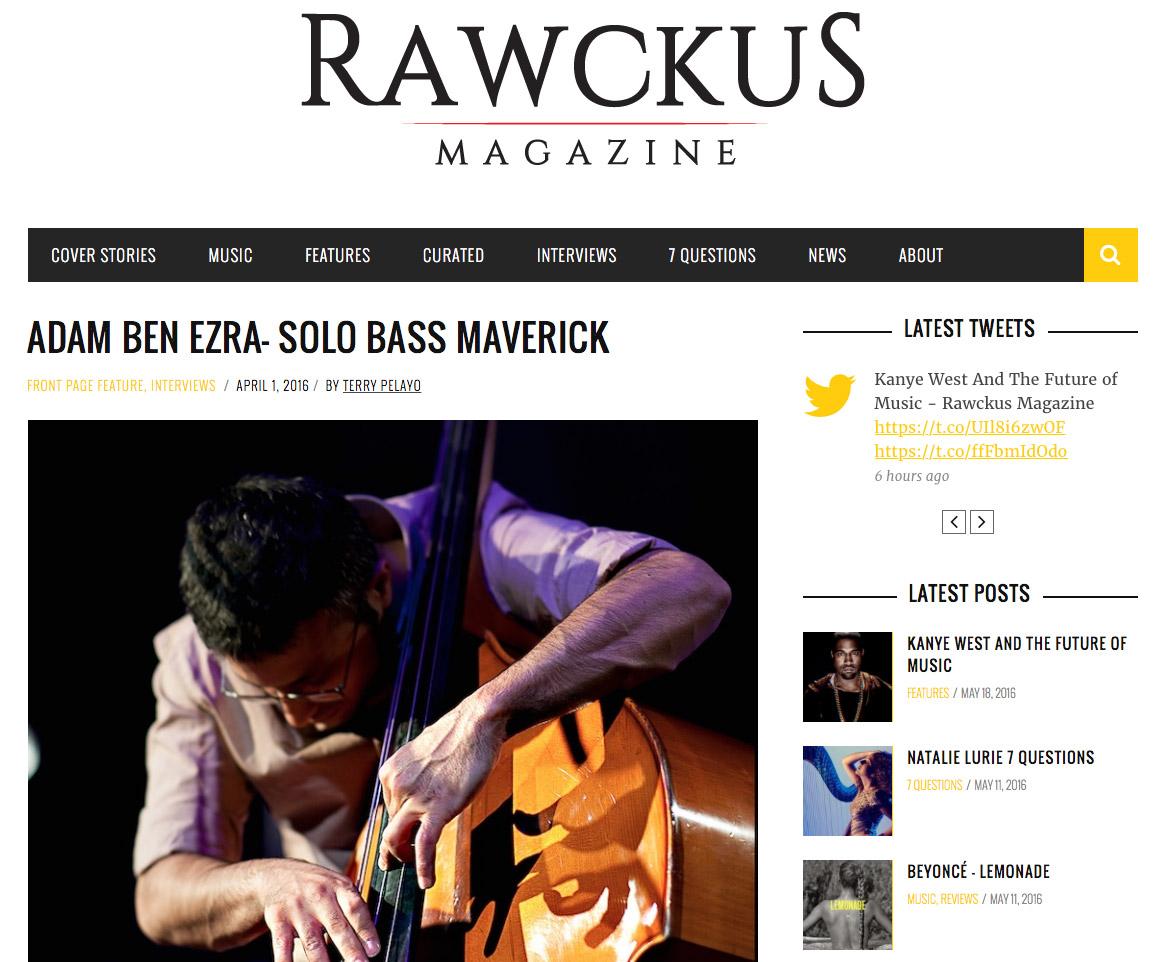 Rawckus Magazine