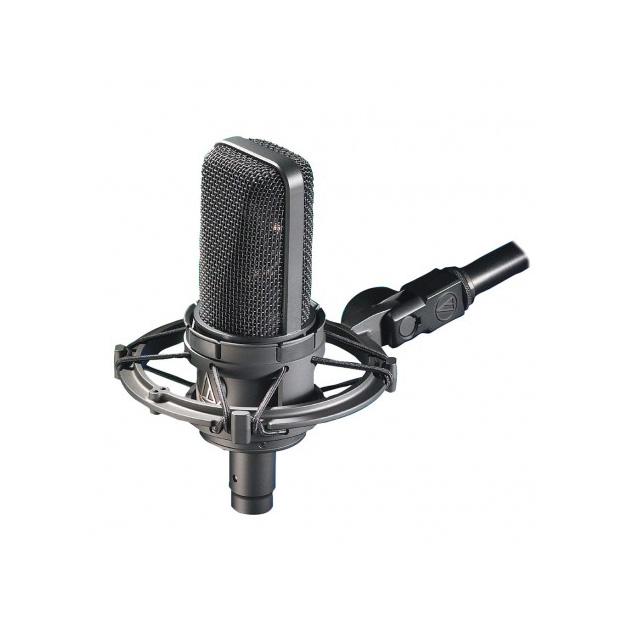 Home Recording Mic: Audio-Technica AT4033