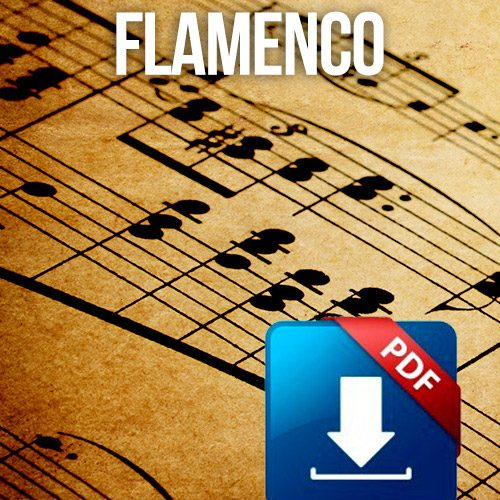 flamenco transcription