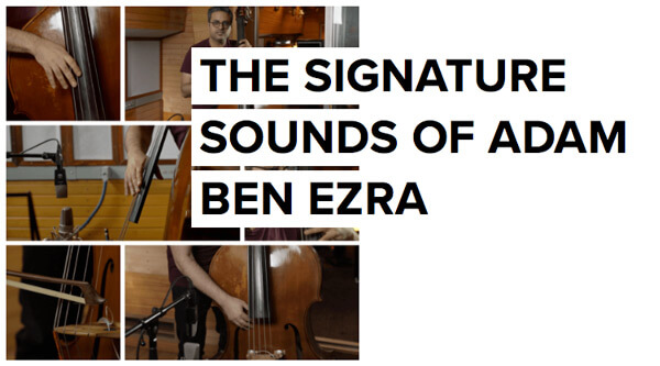 the signature sounds of adam ben ezra