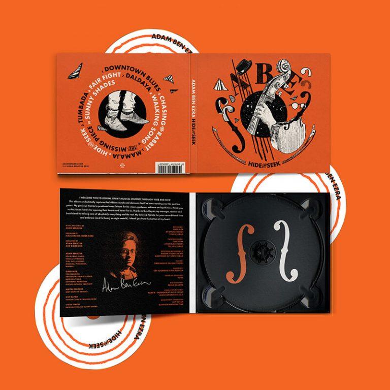 Hide and Seek CD